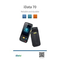 Distributor Scanner - Idata 70 Mobile Computer Android Barcode Scanner  3