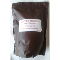 Distributor Coffee Bean Roasted Arabica Natural Process  3