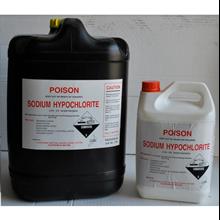 Sodium Hypochlorite Poison