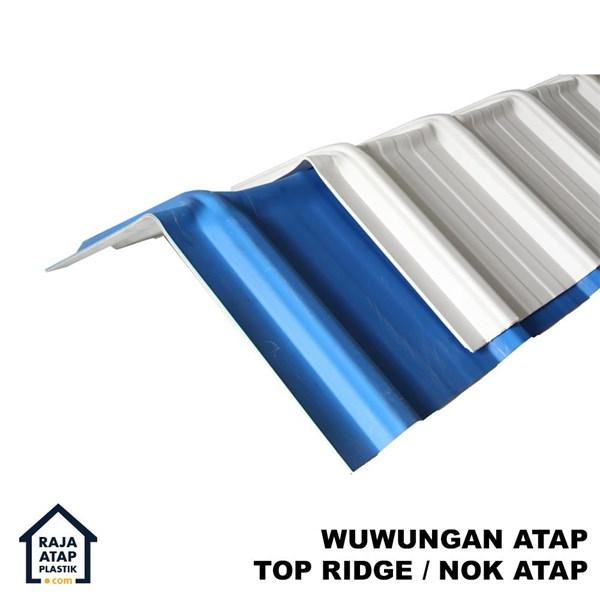 UPVC Roof Ridge