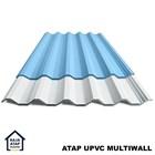 Atap uPVC Sun Panel 1