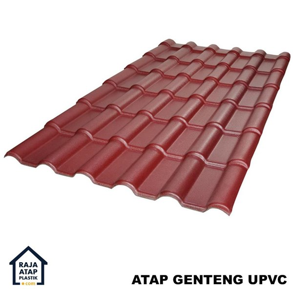 INVITAP Roof Tile Plastic uPVC