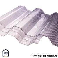 Atap Polycarbonate Twinlite Greca