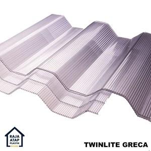 Atap Polycarbonate Twinlite Greca (6 mm)