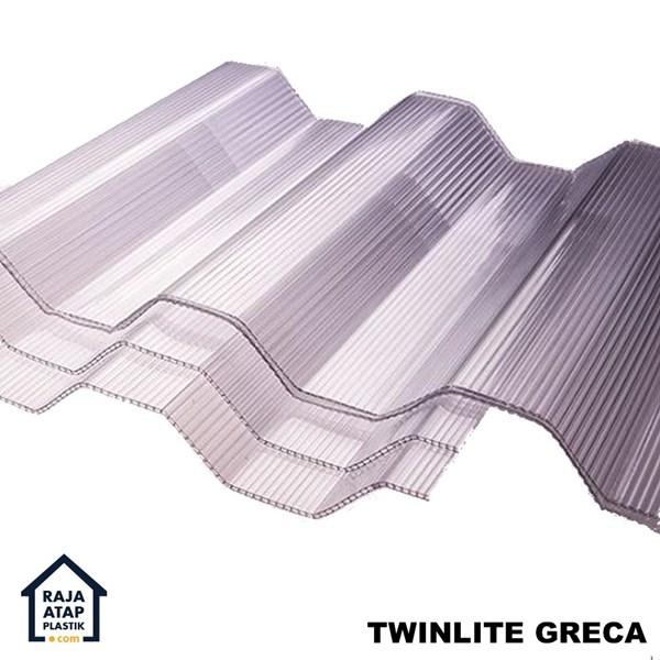 Twinlite Polycarbonate Greca