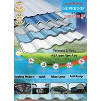 Atap uPVC Maspion Super Roof