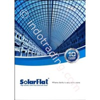 Solarflat Flat Polycarbonate Sheet