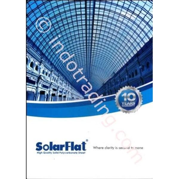 Atap Polycarbonate Solarflat (3 mm)