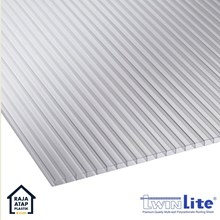 Twinlite Multi-Wall Polycarbonate Roofing Sheet -