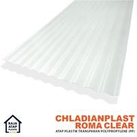 Atap Transparan Chladianplast (Roma)