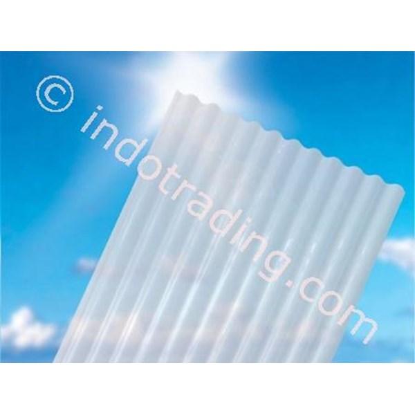 Atap Transparan Gelombang