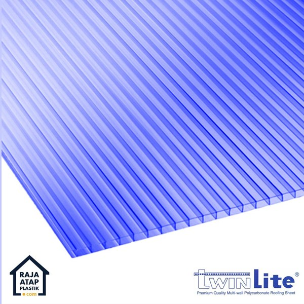 Atap Polycarbonate Twinlite - 6 mm