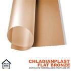 Fiber Plat Transparan Chladian flat (0.8 mm) 6