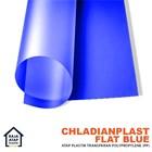 Fiber Plat Transparan Chladian flat (0.8 mm) 1