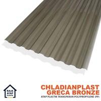 Beli Atap Transparan Chladianplast (Greca) 4