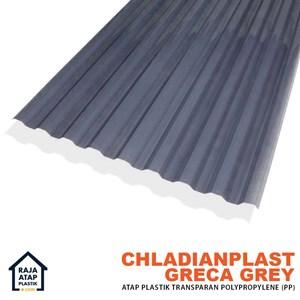 Atap Transparan Chladianplast (Greca)