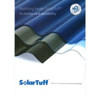Distributor Atap Polycarbonate Gelombang Solartuff (Roma) 3