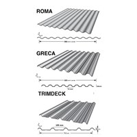 Jual Atap Polycarbonate Gelombang Solartuff (Roma) 2