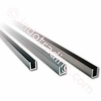 Jual List U Aluminium