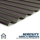 Corrugated Polycarbonate Roofing Serenity (Greca) 3