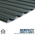 Corrugated Polycarbonate Roofing Serenity (Greca) 2