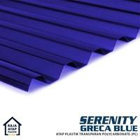 Beli Atap Polycarbonate Gelombang Transparan Serenity (Greca) 4