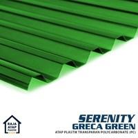 Distributor Atap Polycarbonate Gelombang Transparan Serenity (Greca) 3