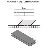 Jual List H Profil Aluminium 2