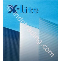 X Lite Multi-Wall Polycarbonate Roofing Sheet