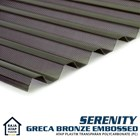 Polycarbonate Embossed Roofing Serenity 4