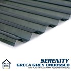 Polycarbonate Embossed Roofing Serenity 2