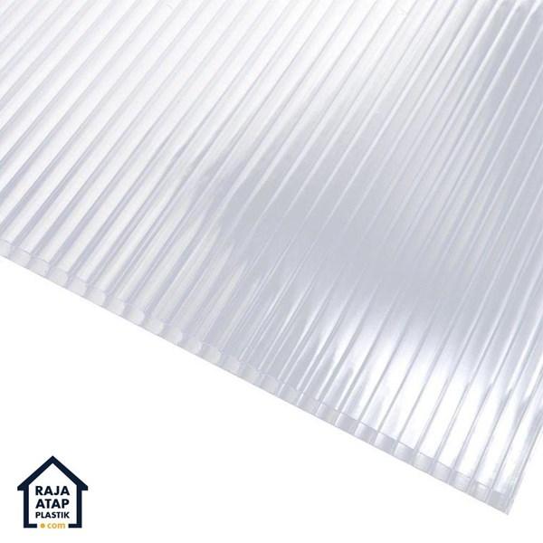 Atap Polycarbonate New Diamond (5 mm)