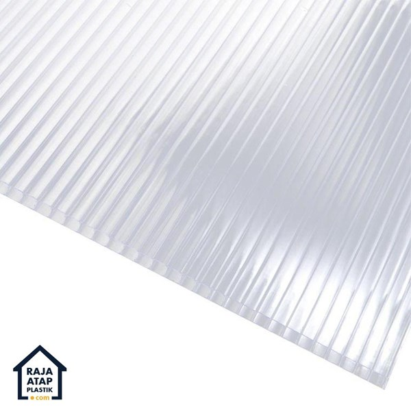 Atap Polycarbonate New Royal - 5.2 mm