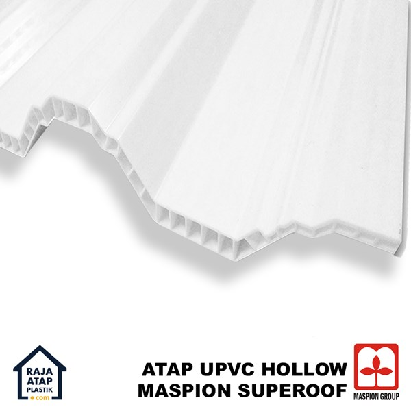 UPVC Maspion Alderon Roof - Width 122 CM