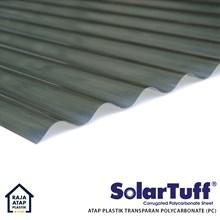 Polycarbonate Corrugated Roof - Serenity Greca