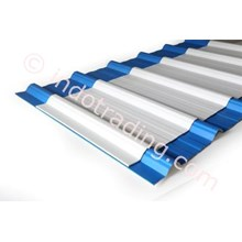 Invideck Roofing Sheets  Upvc Wave Trimdek