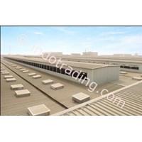Distributor Atap Rooftop uPVC 3