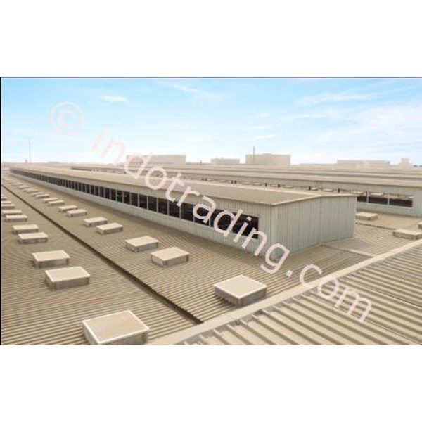 Atap Rooftop uPVC