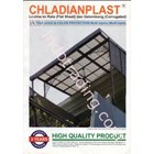 Atap Plastik Plat Chladian Flat (1 mm) 6