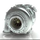 Turbocharger Napier 1