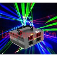Lampu Laser 4 Mata CA-680RGB