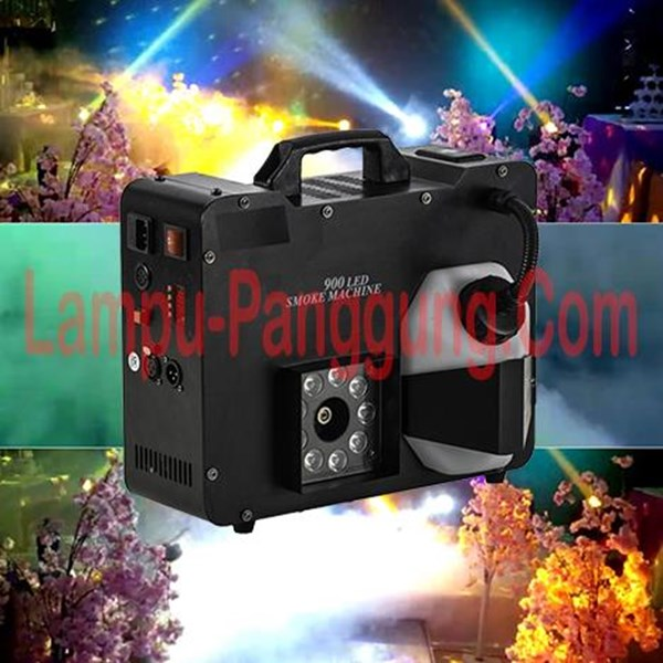 Smoke Machine 900W Led