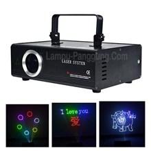 Lampu Laser BY381 RGB