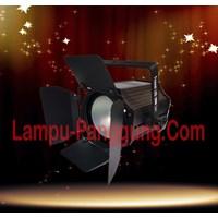 Lampu Fresnel Led 200Watt 2in1 3 Color