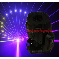 Lampu Laser Moving Head Full Color