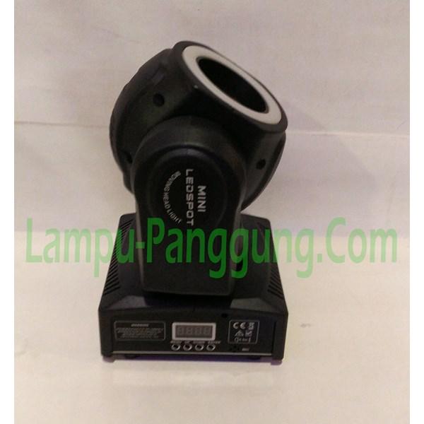 Lampu Moving Head Mini 65W Spot RGBW