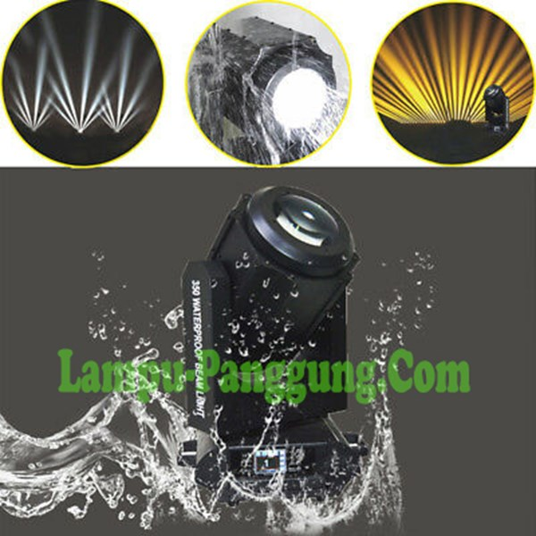 Lampu Beam 350W Waterproof Sky Tracker Anti Air