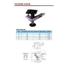 flor lock