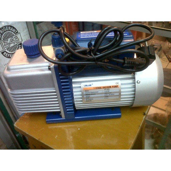 Vacuum Pump Merk Value Tipe VE115N (1.4Hp)