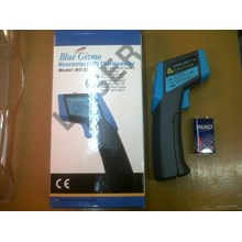thermometer infrared blue gizmo model BG32